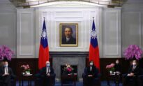 Taiwan President Warns of Beijing's Threat to Region While Welcoming US Delegation
