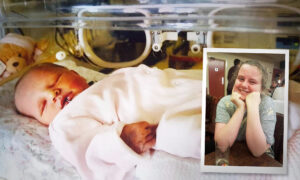 Premature Baby Born After Mom Saved Strangers From House Fire Is Now 16 and Thriving