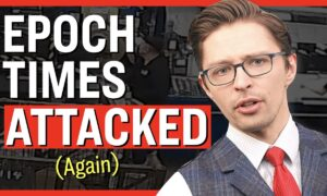 Video: Facts Matter (April 12): Epoch Times Press Attacked by Hammer-Wielding Intruders; Likely Communist Party Thugs