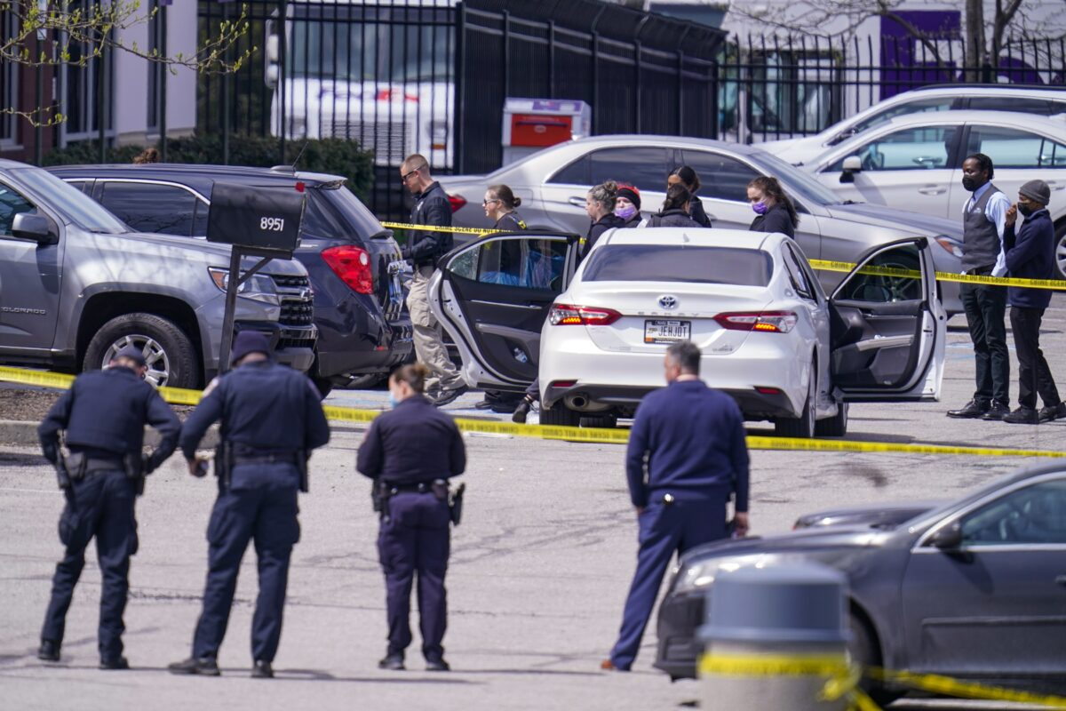 Police Identify Suspect in Indianapolis FedEx Mass Shooting