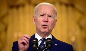 In the Rush to Socialism, Biden Is Channeling the Worst of FDR—Bullying the Supreme Court
