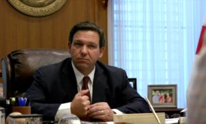 Exclusive: Florida Gov. DeSantis Says Lockdowns Were a 'Huge Mistake'