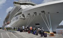 New Blast at St. Vincent Volcano; Cruise Ship Helps Evacuees