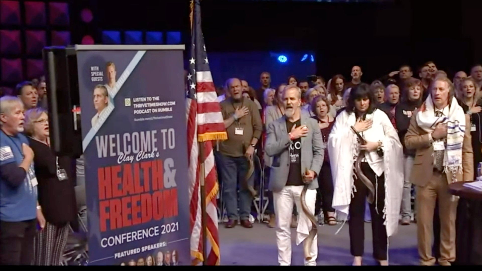 LIVE: The 2021 Health and Freedom Conference