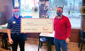 Chick-fil-A Employee Quit School to Care for Mom With Cancer–So Chain Gifts Him $25,000 Scholarship