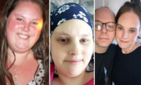 Mom-of-5 Sheds 200lb After Being Diagnosed With Incurable Cancer to Spend More Time With Her Kids