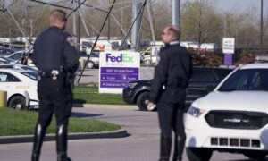Police Trying to Identify Shooter, Motive in FedEx Mass Shooting