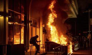 National Police Association: Congress Should Investigate 2020 Riots, Not Jan. 6 Capitol Breach