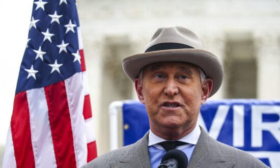 DOJ Sues Roger Stone for Nearly $2 Million in Unpaid Taxes