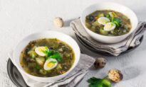 The Family Table: Sorrel Soup, Slick and Sour, Pieced Together From Scraps of Memory