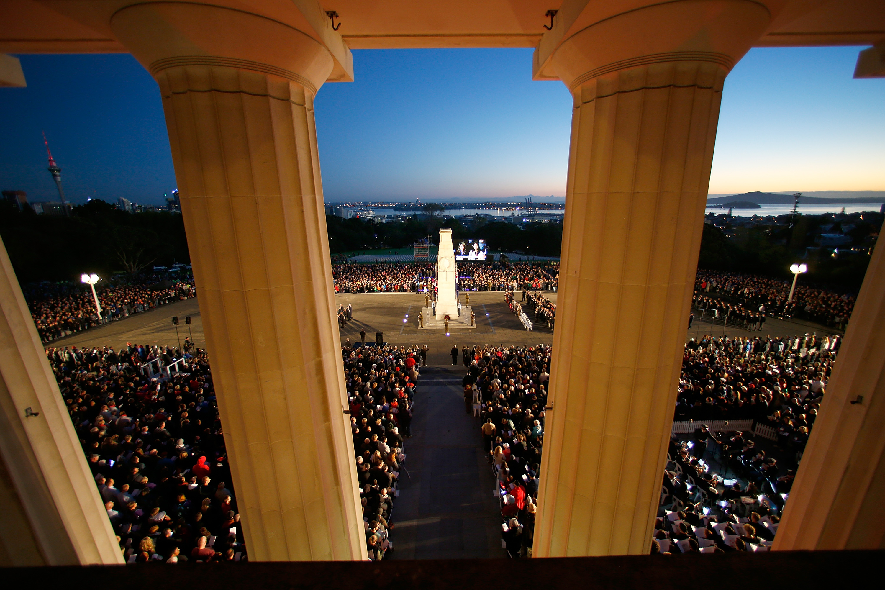 Anzac Day Commemorated In New Zealand