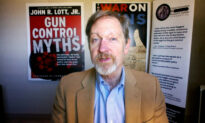 Video: Why Gun Control Doesn't Reduce Crime—John Lott Breaks Down the Data