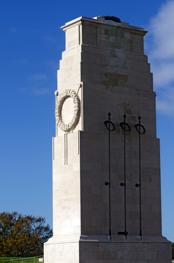 Auckland,nz,-,May,29:auckland,Anzac,War,Memorial,On,May,29
