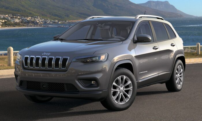 2021 Jeep Cherokee. (Courtesy of Stellantis)