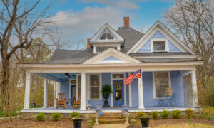 Preserving the Nation's Heritage, One House at a Time