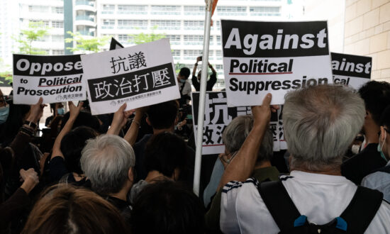 House Passes Resolution Condemning Beijing's Ongoing Supression in Hong Kong