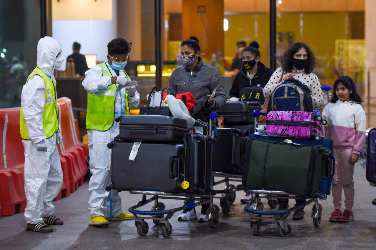 India UK airport