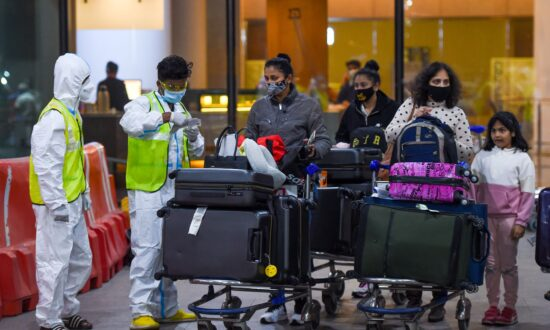 UK Bans Travellers From India to Curb New CCP Virus Variant