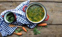 Nettle Soup (Ciorbă de Urzici)