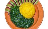 Stewed Nettles (Mâncare de Urzici)