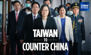 China in Focus (April 15): Taiwan Willing to Work With 'Like-Minded' Nations on Beijing Threat