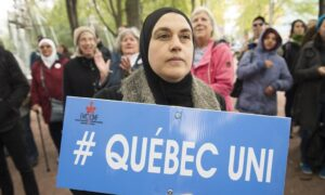 Quebec Court Upholds Most of Province's Controversial Secularism Law, Exempts English School Boards