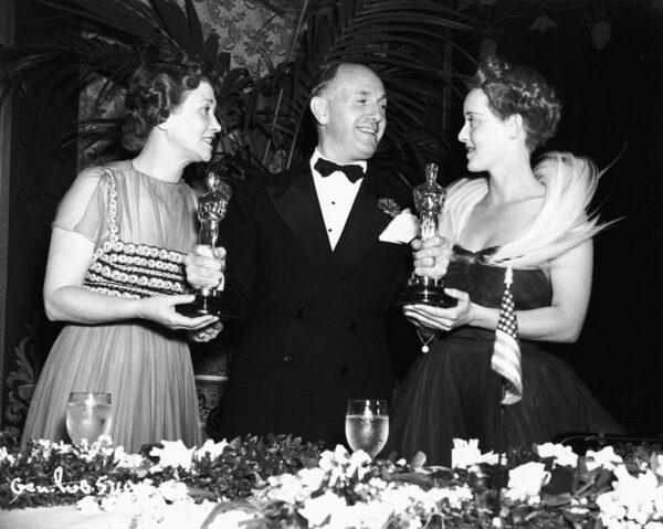 Bette Davis And Fay Bainter
