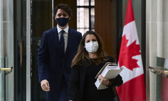 2021 Federal Budget Spends Large on Canada's Credit Card