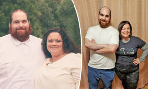 Obese Couple Shed a Phenomenal 300lb With a High-Fat, Low-Carb Diet: 'It's Doable'