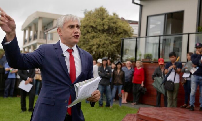 Tom Panos, a Sydney-based auctioneer expects more listings on the market in the next few months. (Source: Supply)