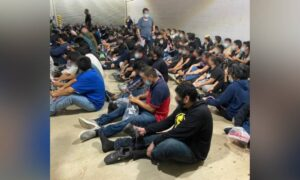 Border Patrol Finds 149 Illegal Aliens Inside Tractor Trailer in Texas