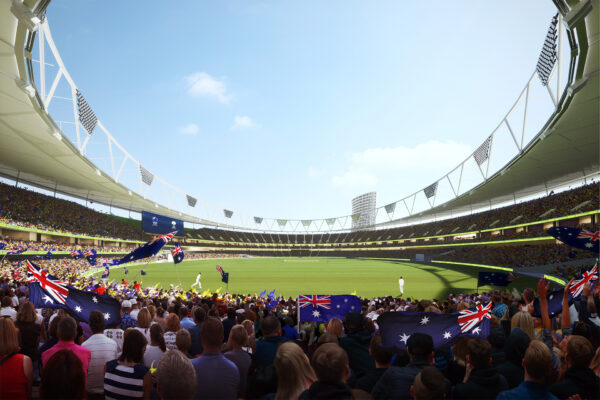 Brisbane's Gabba Stadium Proposed as 2032 Olympic Venue Hub