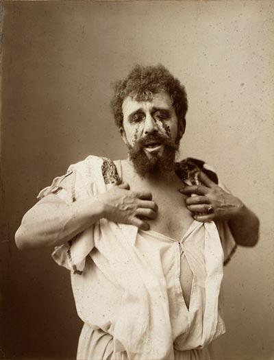 Louis Bouwmeester as Oedipus
