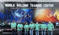 Welding LivesBack Together One at a Time