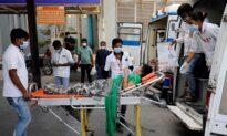 Oxygen Leak Kills at Least 24 COVID-19 Patients on Ventilators in Indian Hospital