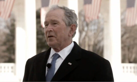 Bush Warns Afghanistan Withdrawal Could Harm Women, Girls if Taliban Retakes Power