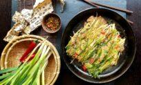 On Rainy Spring Days, Make Korean Pancakes