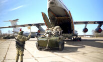 Russia Orders Troop Pullback, but Keeps Weapons Near Ukraine