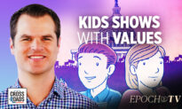 Daniel Harmon: Teaching Kids Good Values and Free Market Economics