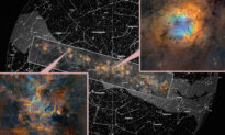Photographer Captures Extraordinary Image of Milky Way in Hi-Res That Took 12 Years of Exposure