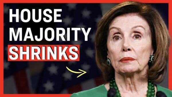 Video: Facts Matter (April 19): Pelosi's Democrat Margin Shrinks to Only 6 as Republican Representative Sworn In