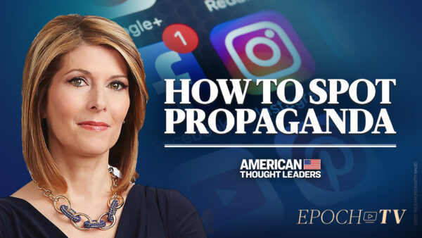 Video: Sharyl Attkisson—How Propaganda Replaced Journalism and the Dangers of Third-Party 'Fact-Checkers'