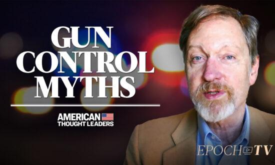Video: Why Gun Control Doesn't Reduce Crime—John Lott Breaks Down the Data
