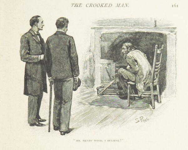 Crooked Man-Memoirs of Sherlock_Holmes