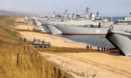 Russian Troops Start Pulling Back From Ukrainian Border