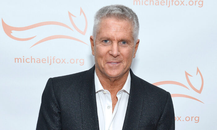 Donny Deutsch attends A Funny Thing Happened On The Way To Cure Parkinson's benefitting The Michael J. Fox Foundation in New York City, on Nov. 16, 2019. (Noam Galai/Getty Images The Michael J. Fox Foundation)