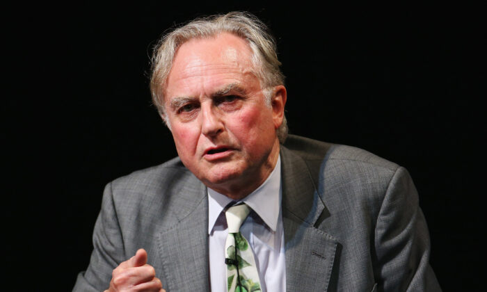 Richard Dawkins, founder of the Richard Dawkins Foundation for Reason and Science, in Sydney, Australia, on Dec. 4, 2014.  (Don Arnold/Getty Images)