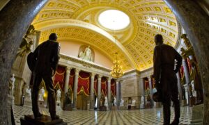 The Capitol's Statuary Hall
