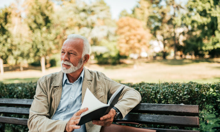 "The books below urge men, young and old, to pursue ""arête,"" or excellence. (Branislav Nenin/Shutterstock)"