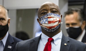 Sen. Tim Scott to Deliver Republican Response to Biden's First Address to Congress